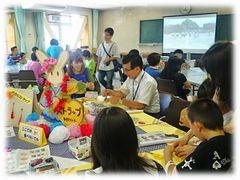 【松陽祭2015】ふれあい休憩室手作りコーナー(成人委員会)