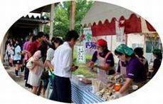 松陽祭ではミネストローネを販売。