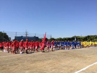 体育祭2015!