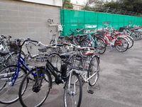 自転車点検会を開催しました