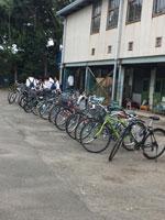 自転車点検会のお知らせ