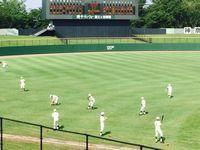野球部 夏の大会!